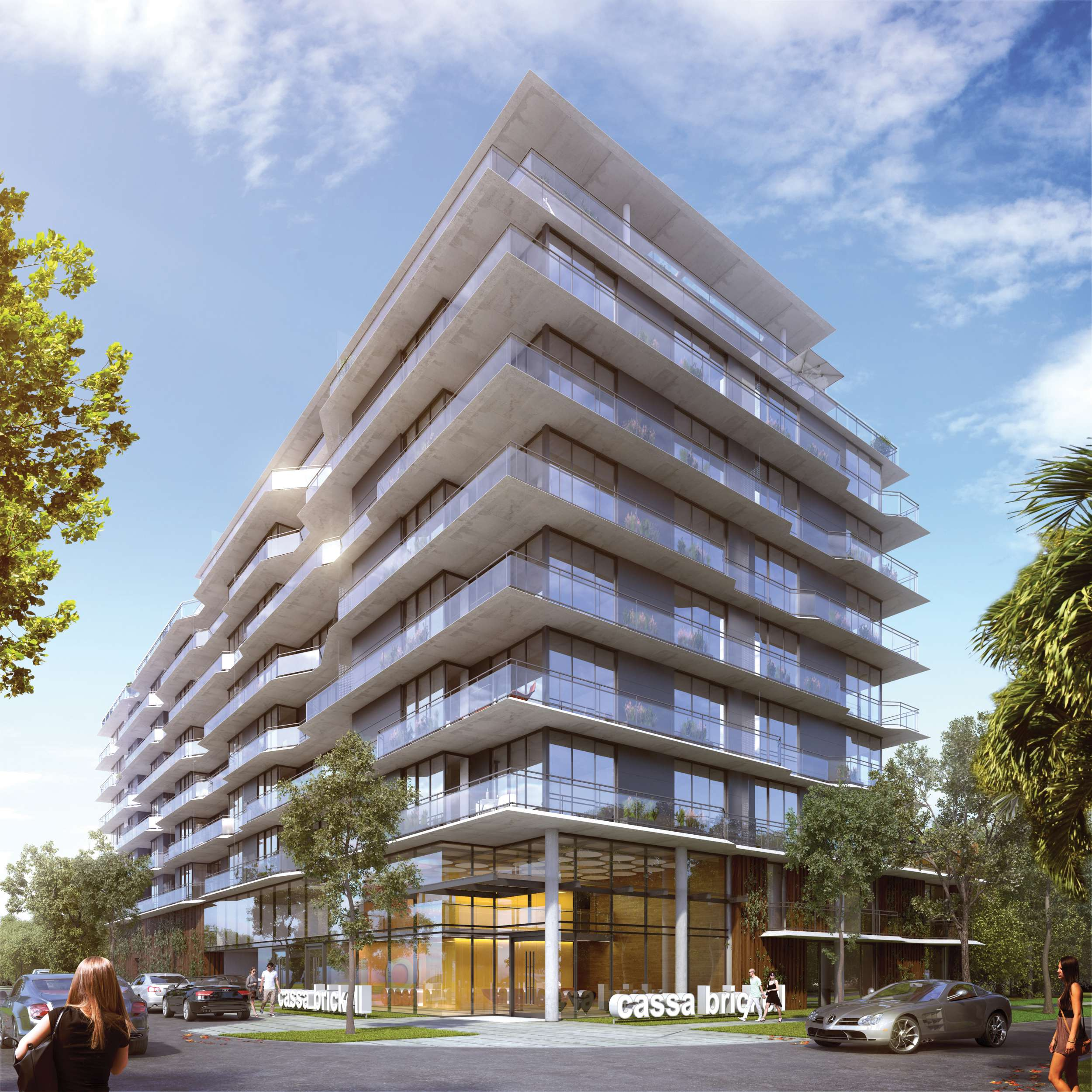 Miami apartment building Casa Grove to begin construction in January