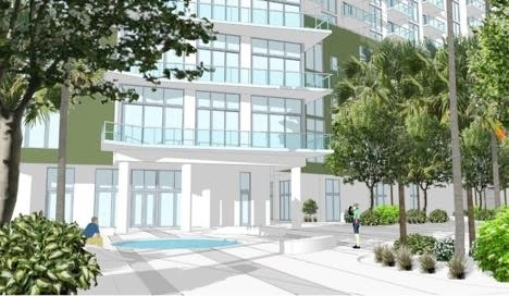 Class A Transit-Oriented Luxury Apartment Building Coming next to Coconut Grove Station – Fall 2018